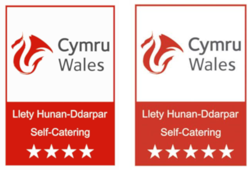 Wales Cymru 4 and 5 Star Self Catering