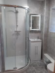 Towy cottage shower